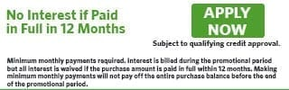 2611 - No Interest if Paid in Full in 12 Months